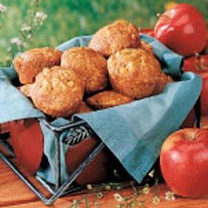 Apple+Pumpkin=Yummy Muffins