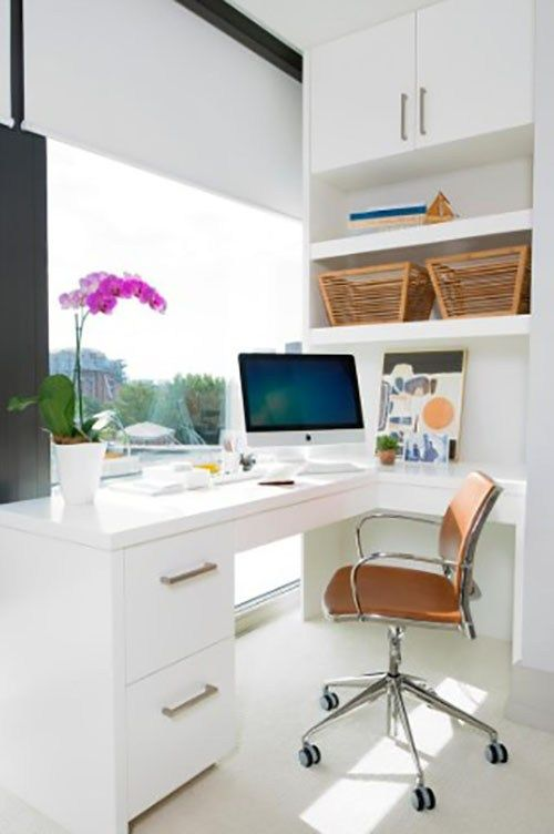 Furniture Is Most Appropriate For Home Offices Which Fit As Well As P Escritorios De Design De Interiores Mesa De Escritorio Moderna Home Office Contemporaneo
