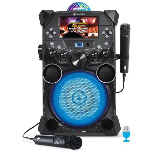 Singing Machine Fiesta Portable Karaoke Machine Sdl9040 E4emporium Ltd Karaoke System Singing Machine Karaoke Karaoke