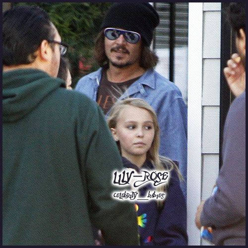 Johnny depp, Babies and Parents on Pinterest