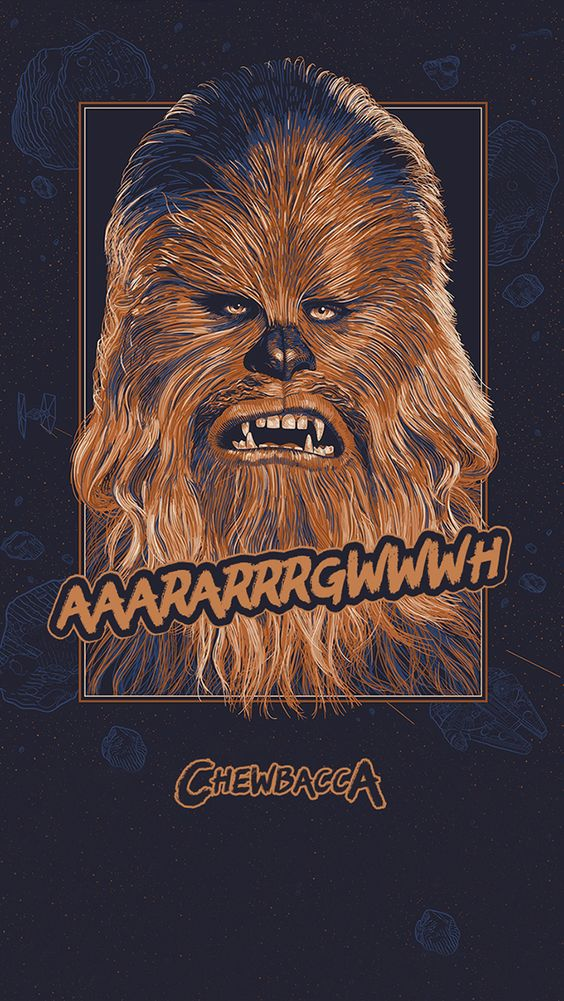 gallery for chewbacca star wars wallpaper
