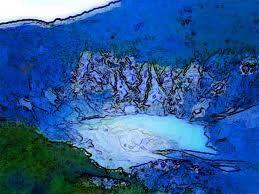 The Secret of gunung tangkuban perahu
