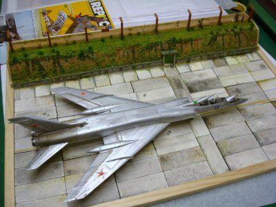 Tupolev Tu 128 tu. Amodel Collection Polnagaillot