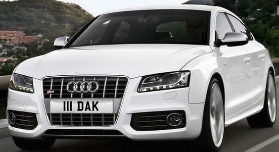 111 DAK number plate for sale reduced now cheap £4,201 all inclusive www.registrationmarks.co.uk - NOW SOLD X