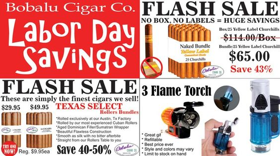 For your favorite cigar lover: Labor Day Blowout Great Deals Bobalu.com -  Win a free box of cigars!  http://ift.tt/1F4ZvH9  like what you see? Follow us for great cigar content from our factory in Austin Texas  www.bobalu.com  #cigar #cigars #cigarporn #botl #stogie #cigaraficionado #Cuban #cigarlife #smoke #nowsmoking #habanos #cuba #puros #havana #cigarroller #cubanscigars #stogie  #handrolledcigars #cigarfactory #flavoredcigars  #cigarcartel #boxer #boxerdog #boxerrescue #wp #pin