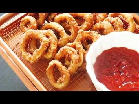 Resep Cumi Tepung Krispy Cumi Ring Calamari Rings Yang Crispy Dan Enaknya Nagih Youtube Di 2020 Resep Makanan Resep Masakan