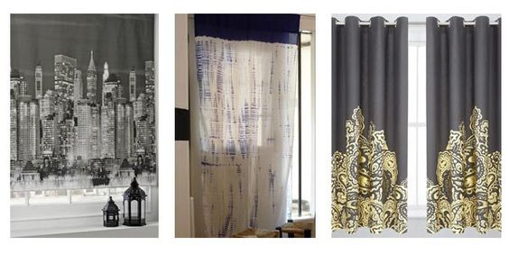 A Digitally Printed Wall Mural And Curtains Both On Fabric By Digitex Print Textiles Fabrics Pinterest Textile