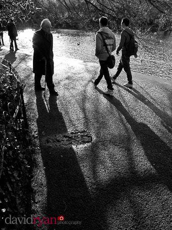 St. Stephen's Green, Dublin Street Photography.