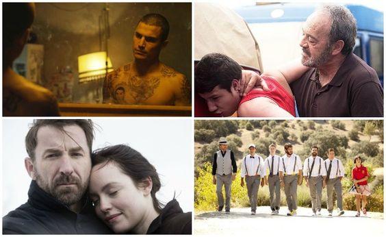 Fotogramas de 'Alacrán enamorado', '15 años y un día', 'Caníbal' y 'La gran familia española',candidatas a representar a España en los Oscar