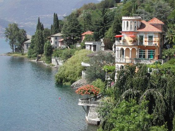 Lac de Come - Lake Como (Italie-Italy)