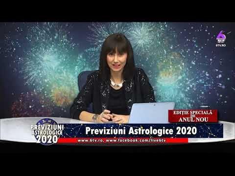 Anul 2020 previziuni
