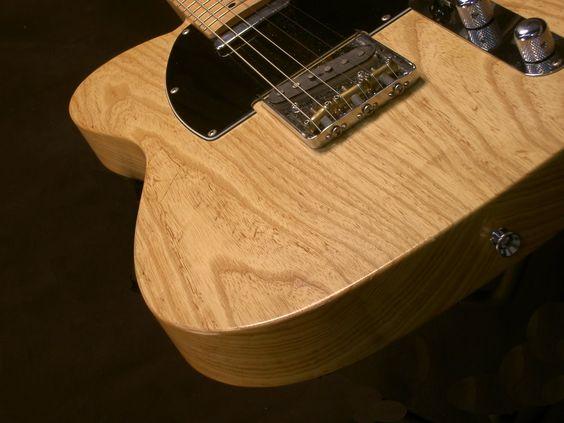 Mr Glyn's guitar repair: So what guitars do I use?
