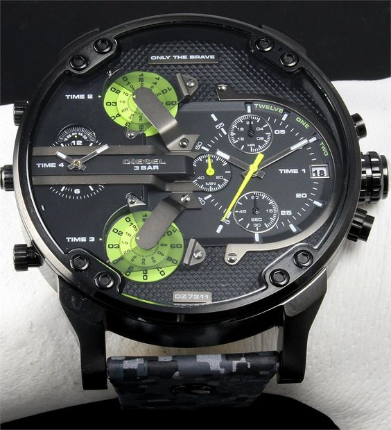 Diesel watch watches and eyewear on pinterest for Watchismo
