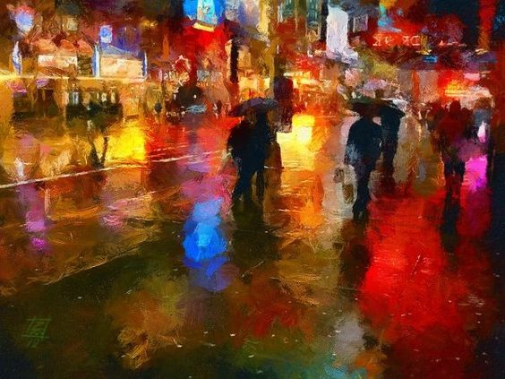 Pinturas digitales - Tzviatko Kinchev