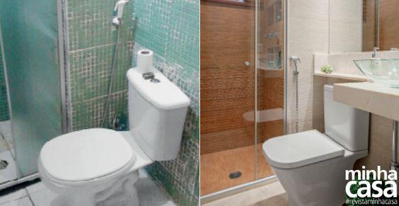 Revista MinhaCASA - Mais uma chance para o banheiro