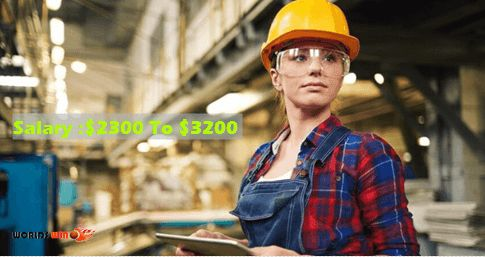 Urgent Hiring For Factory Worker New President Worker Administration