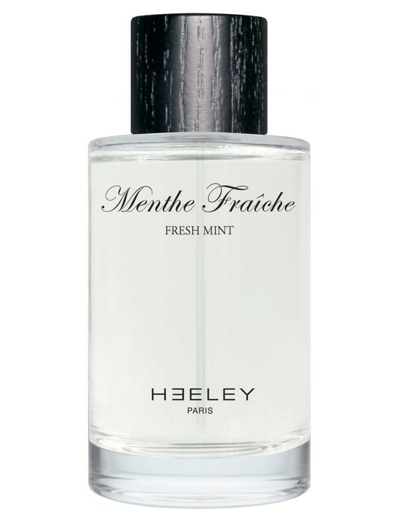 Minty and fresh, like a steaming pot of Moroccan tea. MENTHE FRAICHE, HEELEY: