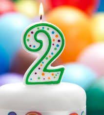 Para Inspiração: Aniversário de 2 anos do Blog Para Inspiração
