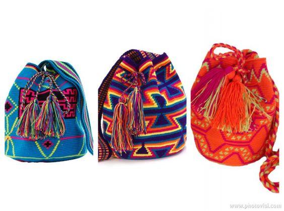 Wayuu Bags, aquelas bolsas coloridonas que vieram da Colômbia!