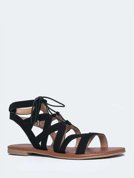 Awesome Strappy Sandals