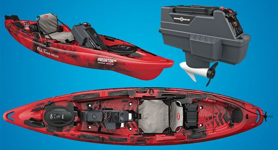 Kayak Fishing Modifications - Canoeing And Paddling On