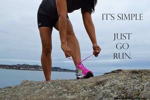 Just Go! Run!!! #Motivation #Inspiration #Health #Fitness #Healthyliving #Exercise #Workout