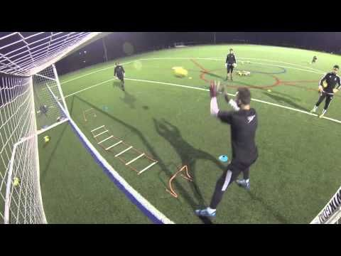 Zack Wooster Goalkeeper Training 2015 Youtube Keeper Voetbal Training Voetbalcoaching
