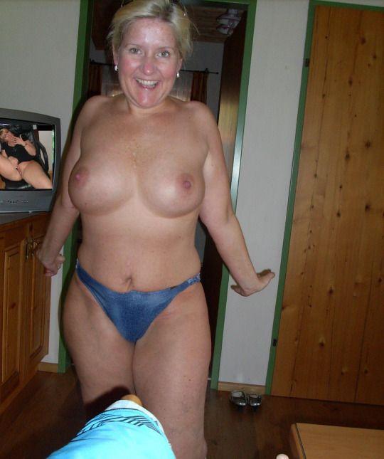 Blonde desi nude