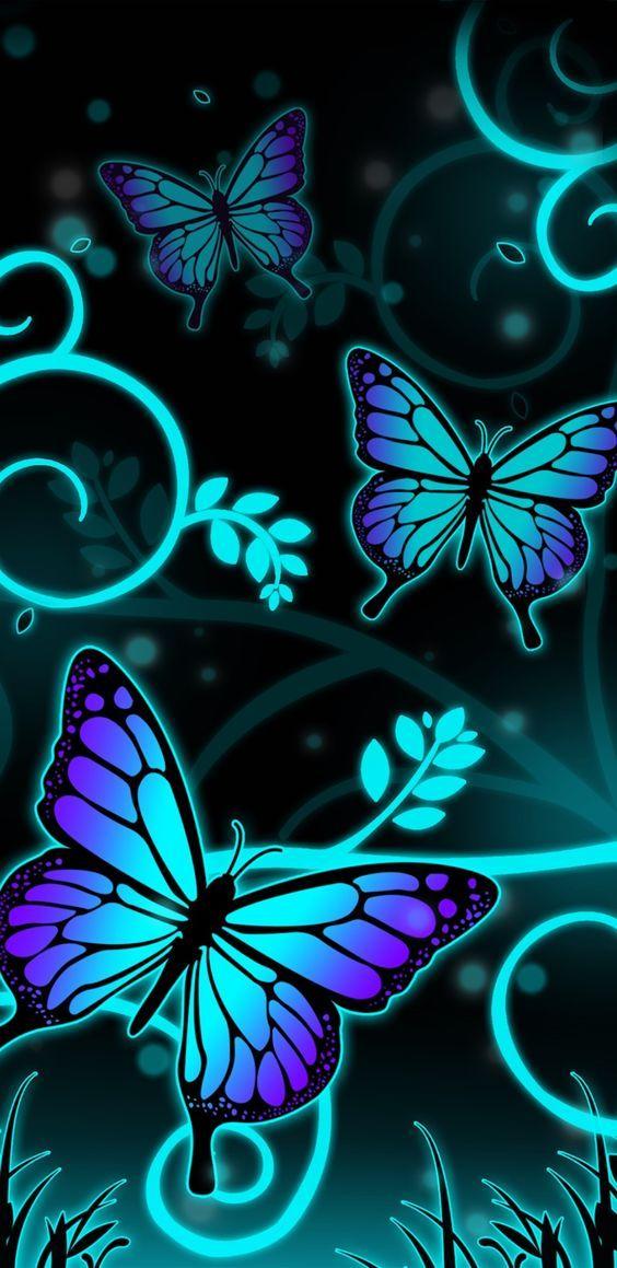 Wallpaper By Artist Unknown Butterfly Wallpaper Butterfly