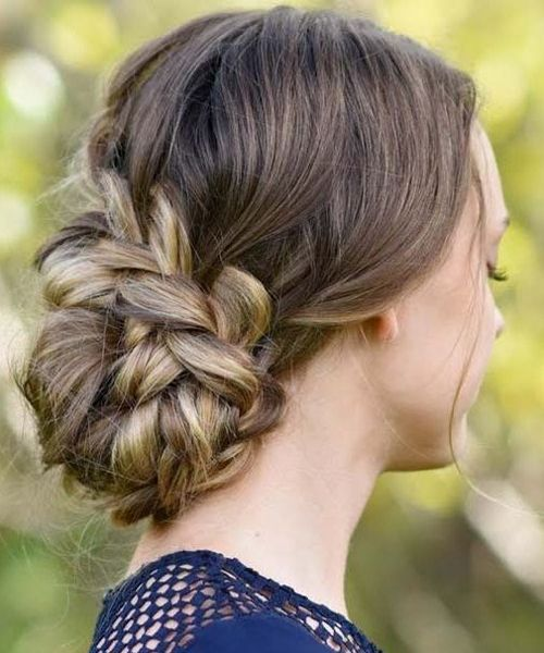 Updo Hairstyles 2019 Best Hairstyles For Formal Occasions Messy Hairstyle Womens Hairstyles Braided Hairstyles Updo Braided Hairstyles