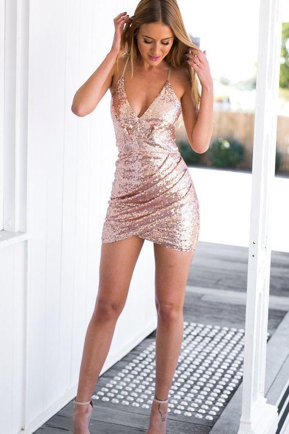 31+ Bodycon mini dress sequin trends