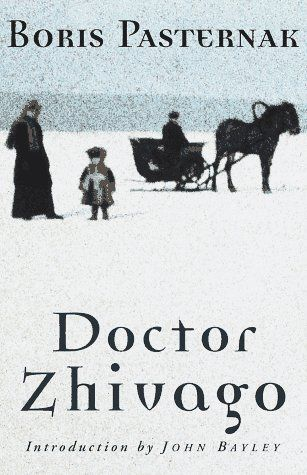 """Dr. Zhivago """"What is truly great is without beginning, like the universe. It confronts us as suddenly as it if had always been there or had dropped out of the blue."""""""