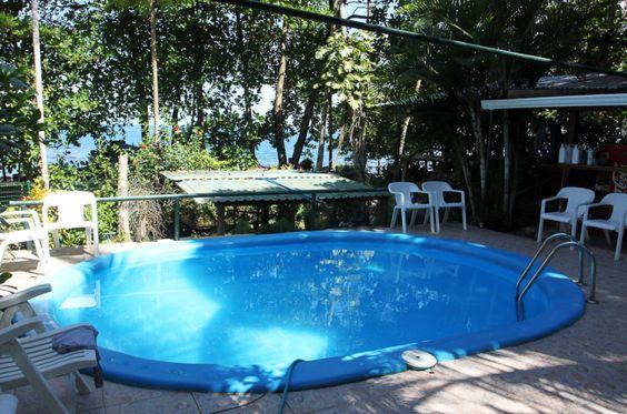 cabinas arrecife pool   - Costa Rica