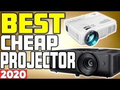 Best Mini Projectors In 2020 Top 5 Mini Projectors Cheap Projectors Best Cheap Projector