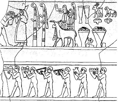 Introduction to the History of Art: Sumerian Art: The Warka Vase