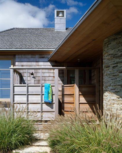 Contemporain Terrasse et Patio by Hutker Architects