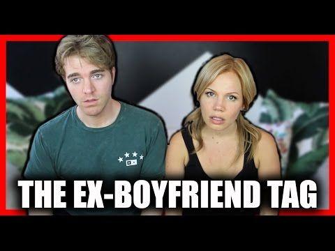 THE EX-BOYFRIEND TAG - YouTube