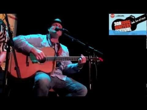 2012 30A Songwriters Festival, Greg Barnhill, Thin Blue Line