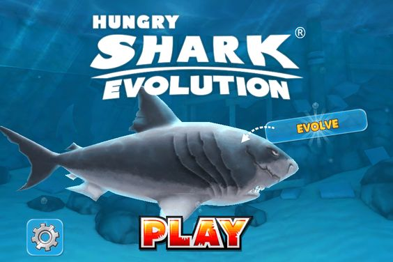 hungry shark night games shark