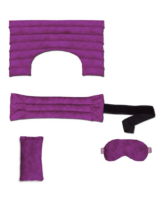 Look at this Purple Full Treatment Aromatherapy Set on #zulily today!