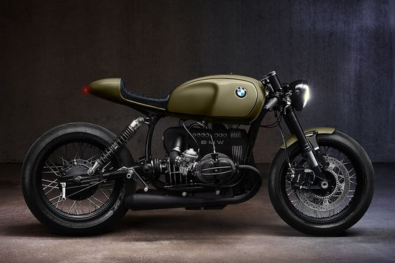 Mark II Series Cafe Racer by Diamond Atelier 1: