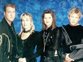 Ace of Base: Siblings Jenny, Jonas, and Linn Berggren with Ulf Ekberg