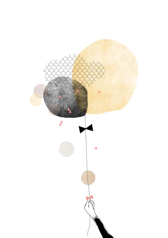 Illustration My Lovely Thing tout en douceur