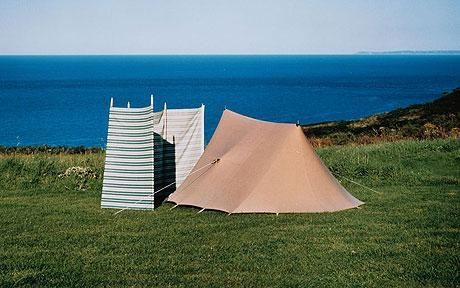 Britain's 20 best coastal campsites, The Telegraph