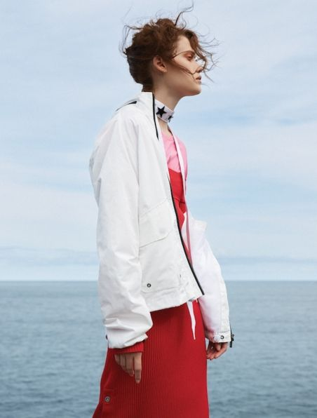 NATIVE YOUTH WHITE BOMBER $139.95 C/MEO COLLECTIVE DRESS $249.95 ADIDAS TEE POA WILD HORSES BELT POA