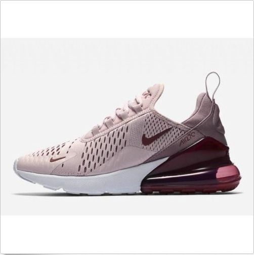 Nike Air Max 270 Barely Rose Pink White Women AH6789-601 lot ...