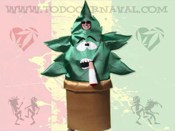 Preparado para tu fiesta de #disfraces #reggae?? #marihuana www.todocarnaval.com