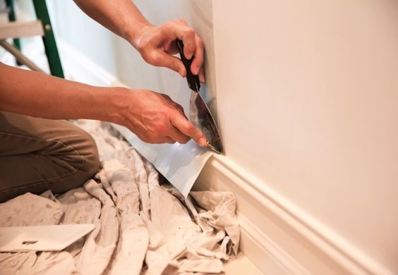 how to remove paint from interior walls