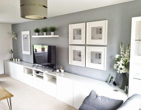 Zimmer einrichten mit Ikea Hacks | Wohnen, Wohnzimmer ...