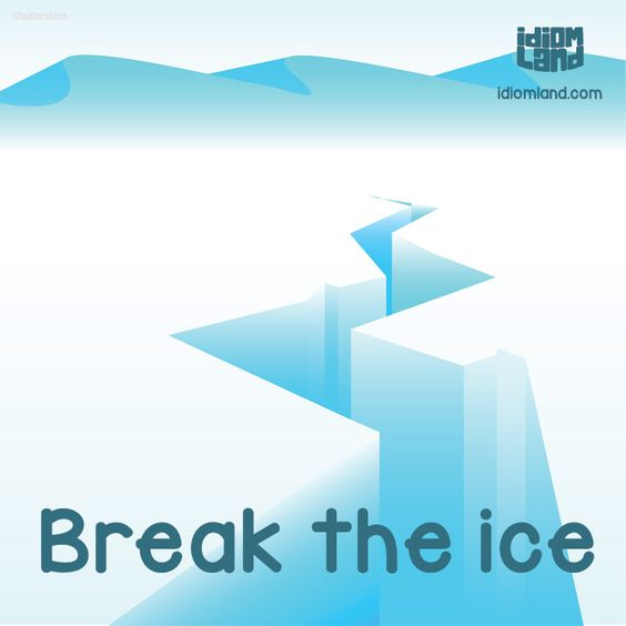 how to break the ice on online dating sites There are many men who do not know how to break the ice with a girl it is not always easy for a man to understand what a woman is thinking or feeling while he is with her this simply gets harder when you are trying to break the ice with a girl online there are several disadvantages at your end here hence, you will need.